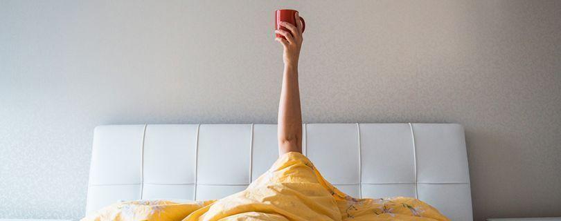 Como levantar cedo disposto