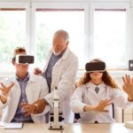 O papel do VR e AR na educação