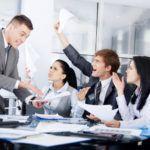As 5 principais razões para discussões de escritório