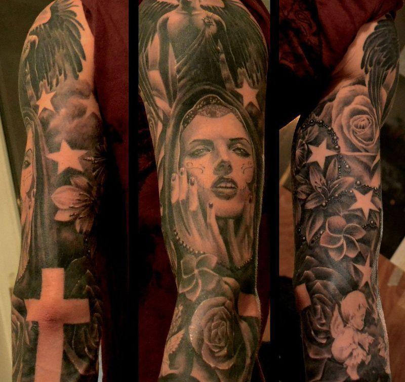 Exemplo de tatuagem