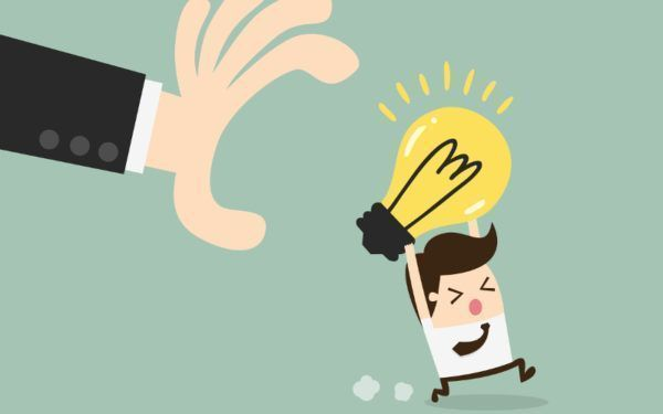 Como proteger propriedade intelectual?