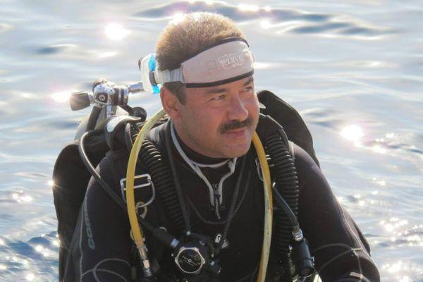 Instrutor de mergulho – O que faz