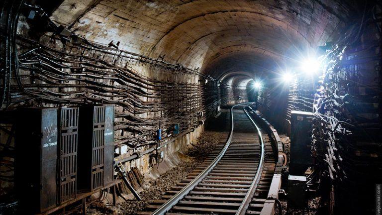 Instalações do metrô