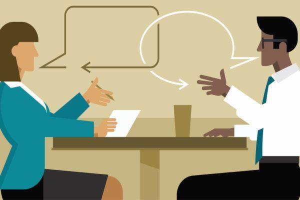 O que não dizer numa entrevista