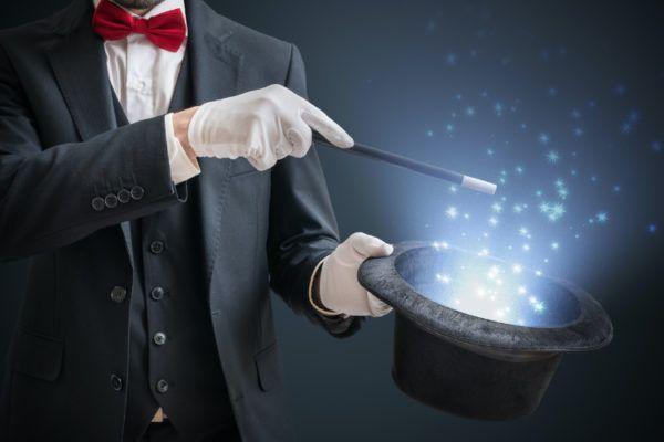 Como se tornar um mágico