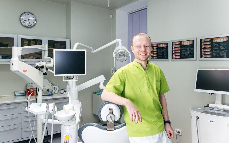 Médico de sucesso