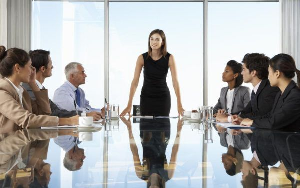 Minha chefe é uma mulher – Como agir