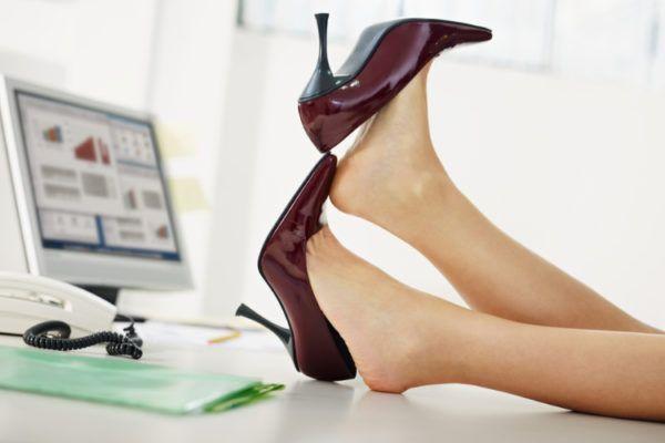 Como relaxar no ambiente de trabalho