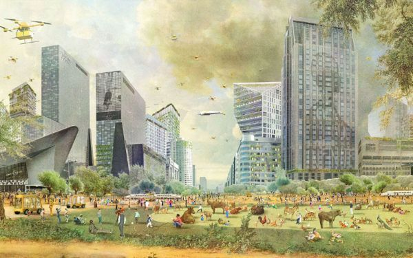 O que um urbanista faz
