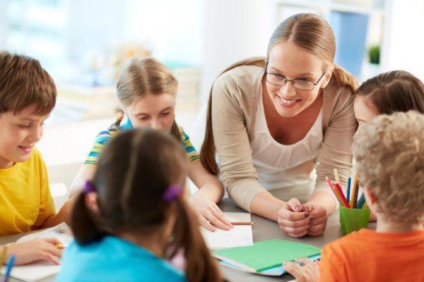 Como ser um professor de escola particular