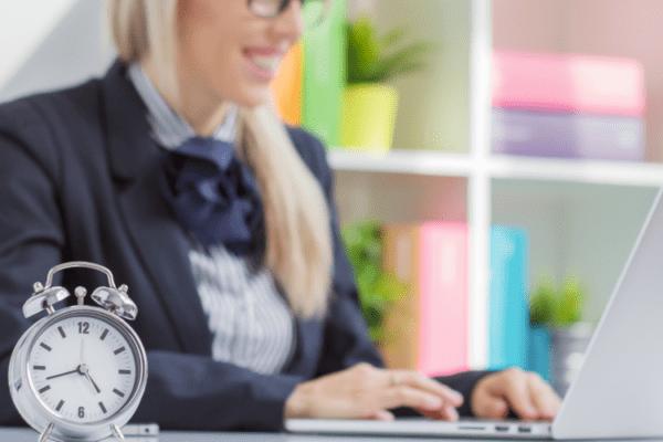 5 regras de gerenciamento de tempo para Recursos Humanos