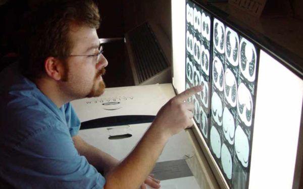O que um radiologista faz
