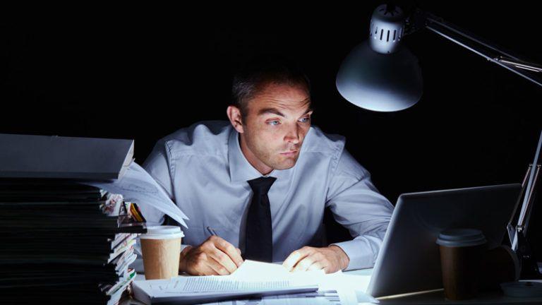 Viciado em trabalho