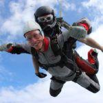 Instrutor de paraquedismo - Como trabalhar