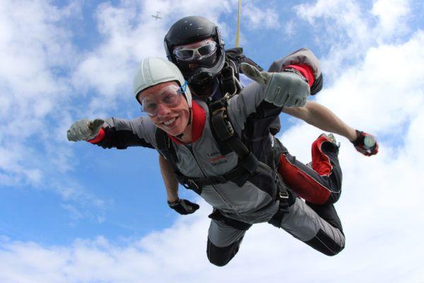 Instrutor de paraquedismo – Como trabalhar