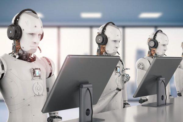 Profissões que serão substituídas por robôs